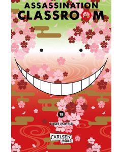 Assassination Classroom #18