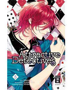 Attractive Detectives #05