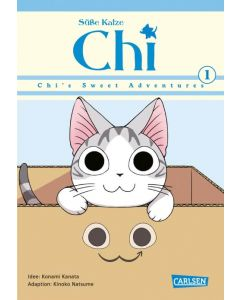 Kleine Katze Chi-Chi's Sweet Adventures #01