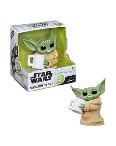 Star Wars The Mandalorian Grogu / The Child / Baby Yoda Bounty Collection Milk Mustache