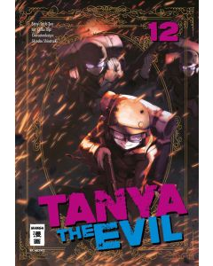 Tanya the Evil #12