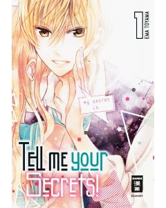 Tell me your Secrets! #01