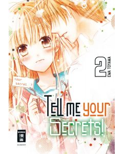 Tell me your Secrets! #02