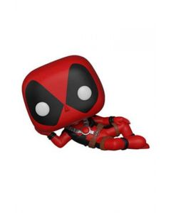 Deadpool Pop! Vinyl Bobble-Head Parody