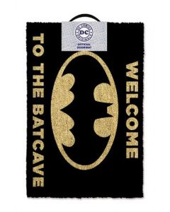 Batman Welcome To The Batcave Fussmatte / Doormat