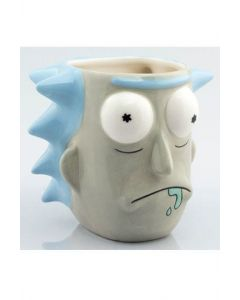 Rick & Morty 3D Rick Sanchez Tasse/Mug