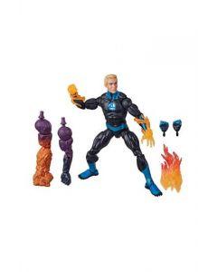 Marvel Legends BAF Super Skrull Human Torch (Fantastic Four)