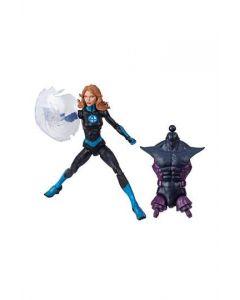 Marvel Legends BAF Super Skrull Marvel's Invisible Woman (Fantastic Four)