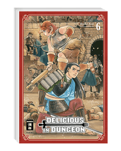 Delicious in Dungeon #06