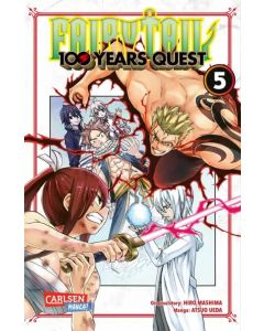 Fairy Tail  100 Years Quest #05