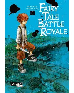 Fairy Tale Battle Royal #02
