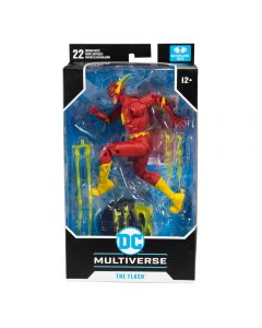 DC Multiverse Modern Comic Flash Mc Farlane