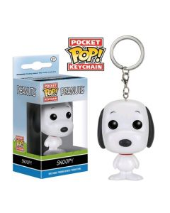 Peanuts Snoopy Pop! Keychain
