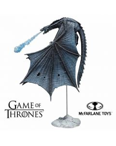 Game of Thrones Viserion Ice Dragon Mc Farlane