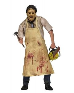Texas Chainsaw Massacre 40th Anniversary Ultimate Leatherface