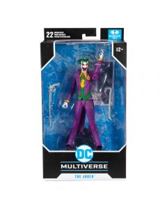 DC Multiverse Modern Comic Joker Mc Farlane