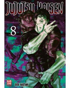 Jujutsu Kaisen #08