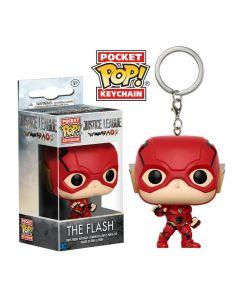 Justice League Movie Flash Pop! Keychain
