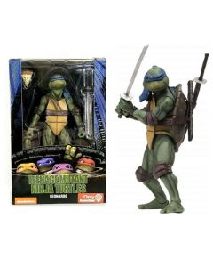 Teenage Mutant Ninja Turtles Leonardo 1990 Movie NECA
