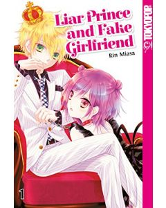 Liar Prince and Fake Girlfriend #01