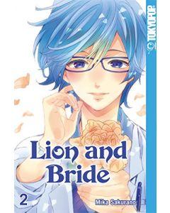 Lion & Bride #02