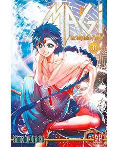 Magi - The Labyrinth of Magic #31