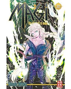 Magi - The Labyrinth of Magic #32