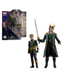Marvel Select Collector's Edition Loki
