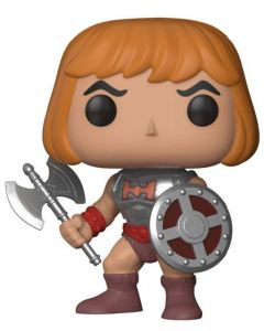 Masters of the Universe Battle Armor He-Man Pop! Vinyl