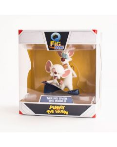 Pinky & The Brain Q-Fig Taking Over The World