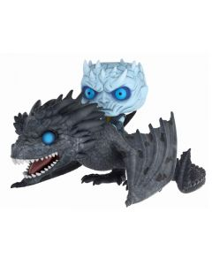 Game of Thrones Pop! Vinyl Night King & Icy Viserion