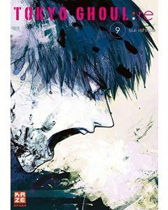 Tokyo Ghoul :re #09
