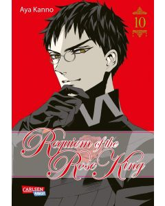 Requiem of the Rose King #10