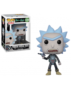 Rick & Morty Prison Break Rick Pop! Vinyl