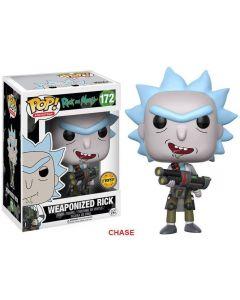 Rick & Morty Weaponized Rick CHASE Pop! Vinyl