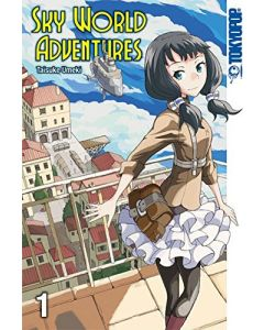 Sky World Adventures #01