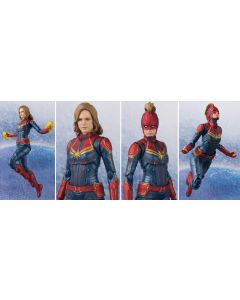Marvel Legends BAF Captain Marvel Carol Danvers