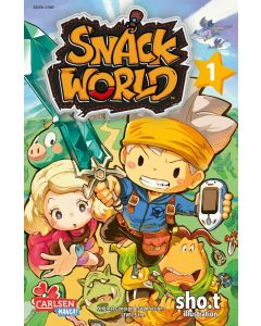 The Snack World #01