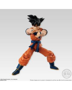Dragonball Z Shodo Series 4 Son Goku Classic Style