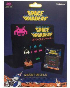 Space Invaders Vinyl Sticker Set