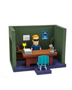 South Park Small Bauset Principal´s Office