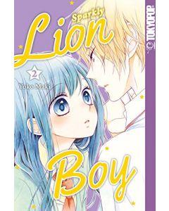 Sparkly Lion Boy #02