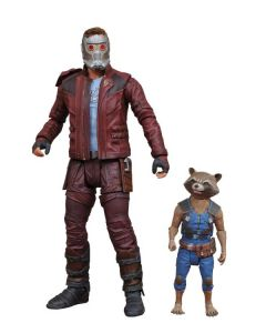 Marvel Select Guardians of the Galaxy 2: Star-Lord & Rocket