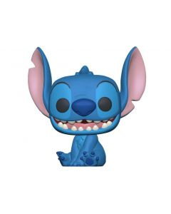 Lilo & Stitch Smiling Seated Stitch Pop! Vinyl