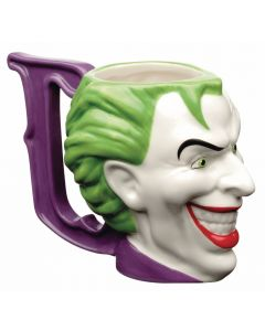 DC Comics 3D Joker Tasse / Mug