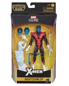 Marvel Legends BAF Wendigo X-Men Nightcrawler