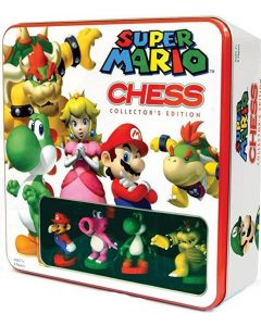 Super Mario Bros. Schachspiel Tin Box