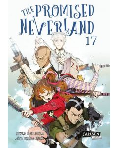 The Promised Neverland #17