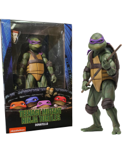 Teenage Mutant Ninja Turtles Donatello 1990 Movie NECA