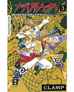 Tsubasa World Chronicle – Niraikanai #03